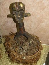 Reliquary Basket - Fang Tribe - Gabon - Ex Sma Museum
