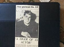 c3-2 ephemera 1962 article film star slex viespi the chapman report