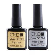 CND S Shellac / BIG DEAL Base + Top COAT, 10 ML # SUPER SALE