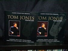 TOM JONES CLASSIC COLLECTION - DOUBLE CD NM