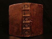 1680 Gentilhomme'S Dictionary Équitation Équestre Navigation Military Guillet