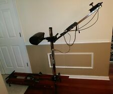 NORDIC TRACK SKI MACHINE LIMITED MODEL WITH MANUAL & MONITOR  LOCAL P/U