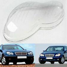 Left Headlight Lamp Cover Driver Side for Mercedes-Benz C-Klasse Sedan Estate