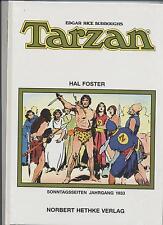 TARZAN SONNTAGSSEITEN 1933 - HAL FOSTER - HETHKE VERLAG - OVP