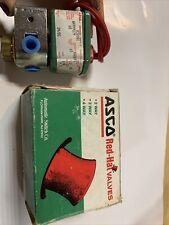 asco red hat solenoid valve 8320B1