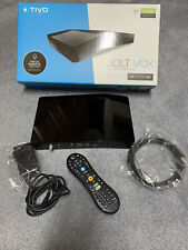 TiVo Bolt Vox 500Gb Dvr 4K Uhd - black- with All-In Lifetime Subscription