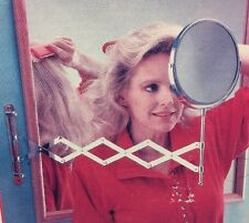 Vintage Bathroom, Magnifying Extension Mirror, New Inbox, 1970's, 1980's