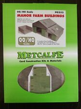 Metcalfe Kit PO252. Manor Farm Buildings. 00 Scale.