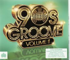 90's Groove II (Ministry Of Sound) - Various Artists (CD 2013) Original CD