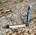 PUMA Small MEDICI P210563SI Pocket Knife w Swing Guard 104/RC Germany
