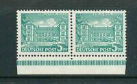 Berlin Mi-Nr. 44 Paar - Bogenrand ** postfrisch