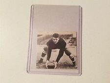 Bill Gillis Army 1939 Football Pictorial Roto-Panel