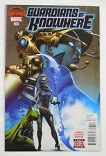 Marvel Comics Guardians of Knowhere #4 (2015)