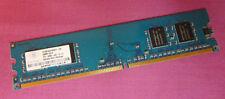 Mémoires RAM DDR2 SDRAM pour DIMM 240 broches, 256 Mo par module