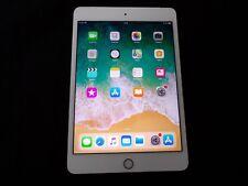Apple iPad mini 4 128GB, Wi-Fi + Cellular (Unlocked), 7.9in - Gold