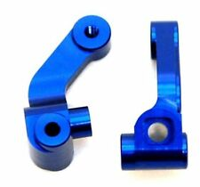 Team Associated Blue STRC Prec Alum Steering Blocks SC10 T4 B4 STC7921B