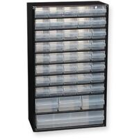 New Raaco 44 Drawer Metal Storage Cabinet/Unit/Organiser With 10 Year Guarantee!