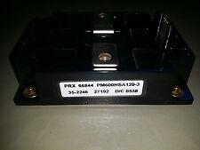 Powerex PM600HSA120 Intelligent Power Module IGBT PM600HSA120-3 SCREENED 600A