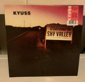 KYUSS Welcome to Sky Valley LP (Elektra R161571) NM