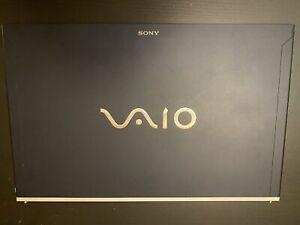 Sony vaio laptop, Intel i7, 6GB RAM, Super Thin Ultrabook
