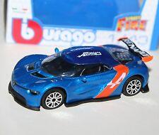 Burago-Renault Alpine A110 -' Calle Fuego Modelo Escala 1:43)