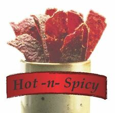 BJH-6 Jerky Spice Works 3 Pack Hot & Spicy Flavor Beef Jerky Seasoning By Nesco