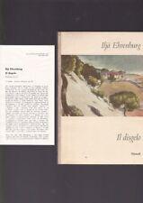 Iljà Ehrenburg, Il disgelo,Einaudi Coralli 1955 con scheda bibliografica R