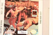 PIT Fighter (Nintendo Gameboy Original/GBA/GBC) DMG-QF-EE. UU.