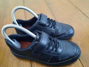 Clarks Black Shoes Size 1