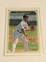 2007 UD Masterpieces Baseball Rookie #27 - Daisuke Matsuzaka - Boston Red Sox