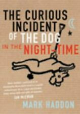 (Good)-The Curious Incident of the Dog in the Night-time (Hardcover)-Mark Haddon