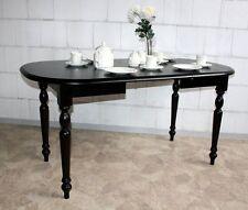 Ovale Esstische & Küchentische im Landhaus-Stil mit einsetzbarer Platte