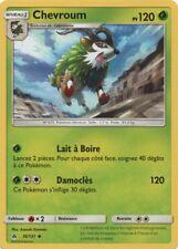 Pokemon - Chevroum X2 - Peu commune - SL6 - 10/131 - VF Français