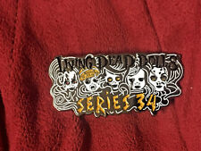 New Mezco Living Dead Dolls Series 34 Enamel Shirt Purse Metal Pin Girls 5 Face