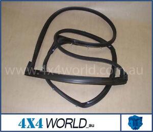 For Toyota Landcruiser HJ75 FJ75 Series Door Rubber - Rear LH