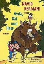 Ayda, Bär und Hase von Kermani, Navid | Buch | Zustand gut