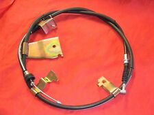 HOLDEN COLORADO LEFTT HAND REAR HAND BRAKE CABLE 2006 ON