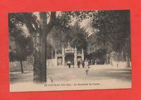 FOURAS - Le boulevard du casino  (J5544)