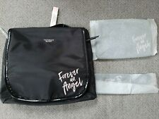 Nwt Victoria's Secret Forever Angel 3-pc Travel Set Toiletry Bag, Wristlet, Tag