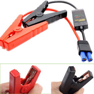 Jumper Cable EC5 Connector Alligator Clamp for Car Jump Starter Booster Battery