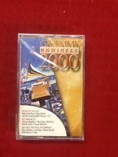 Grammy Nominees 2000 Cassette Tape Various Artists Pop Backstreet Boys