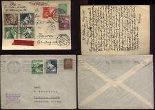 George VI (1936-1952) German & Colonies Cover Stamps