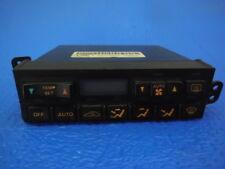 92-93 C4 CORVETTE DIGITAL AC AIR CONDITIONING CONTROLS 16161731