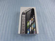Apple iPhone 4S 8GB Schwarz.Neu & OVP! Verschweißt! Ohne Simlock! Sehr selten!