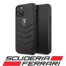 "Custodia cover TPU+PC+VERA PELLE Ferrari HERITAGE Apple iPhone 11 XI Pro 5.8"""