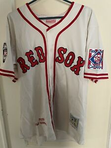 Red Sox Jersey - Ted Williams - Cooperstown Collection