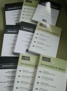 Stampin Up Memories & More Card Pack or Cards & Envelopes  - You Choose!