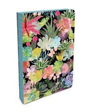 Studio Oh!  Succulent Paradise coptic bound compact notebook w/ gold foil #CC001
