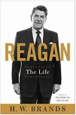Reagan: The Life by H.W. Brands (English) Hardcover Book