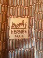 Hermes Paris Men's Neck Tie #822EA 100% Silk Made In France Rare